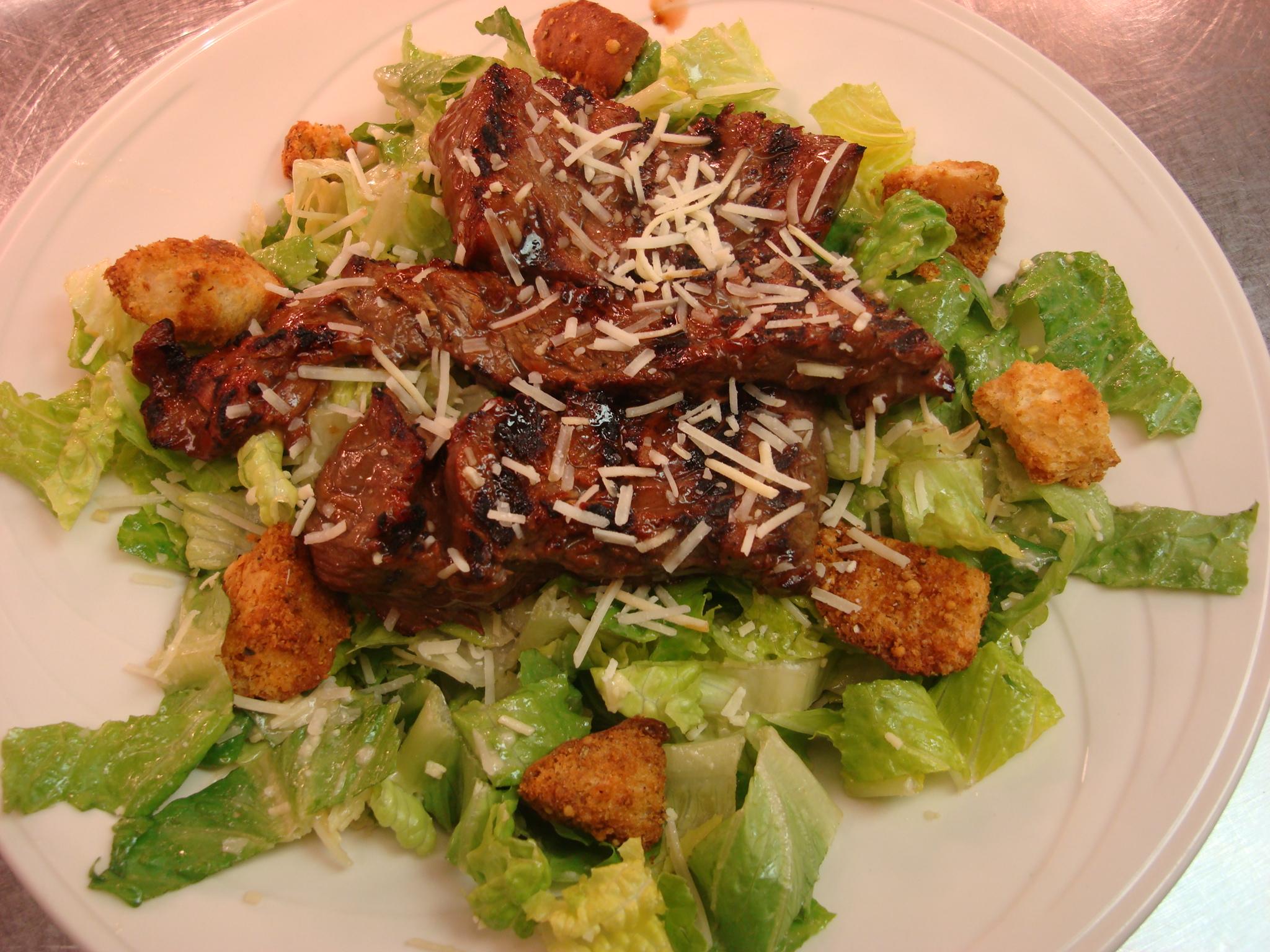 Tip Caersar Salad