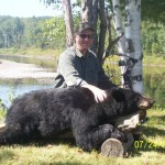 Tim's Archery Bear, 2009